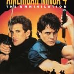 American Ninja 4 DVD Cover