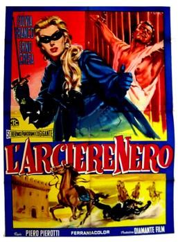 Black Archer Poster 2