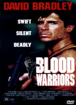 Blood Warriors DVD Cover