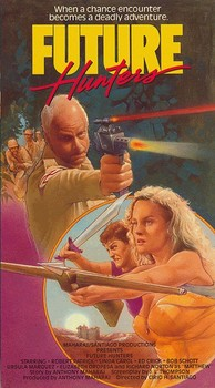 Future Hunters VHS Cover