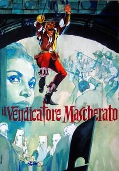 Gentlemen of the Night Italian Poster 2