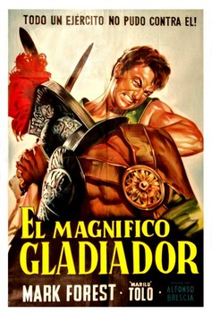 Magnificent Gladiator Poster 2
