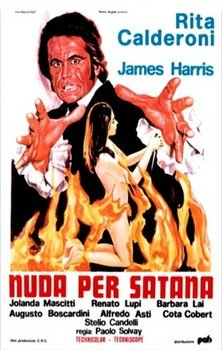 Nude For Satan Poster