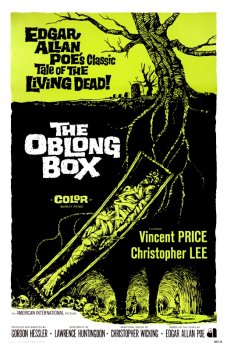 Oblong Box Poster