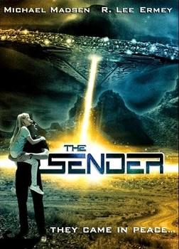 Sender DVD Cover