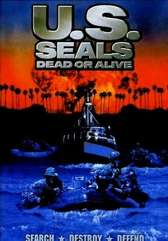 US Seals Three DVD Cover