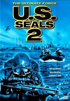 US Seals Two DVD Cover