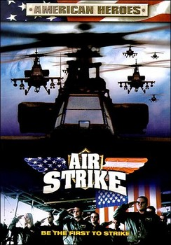 Air Strike DVD Cover