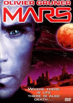 Mars DVD Cover
