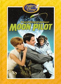 Moon Pilot DVD Cover
