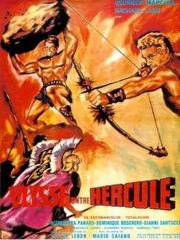 Ulysses Against the Son of Hercules Poster
