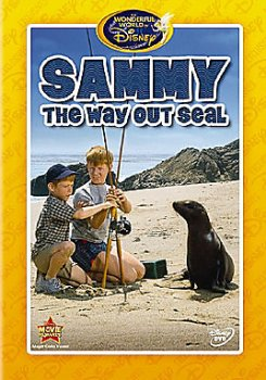 Sammy the Way Out Seal DVD Cover