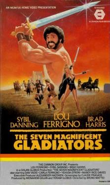 SevenMagnificentGladiatorsVHSCover