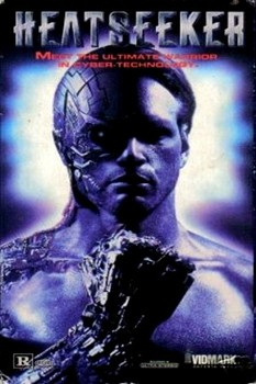 Heatseeker VHS Cover