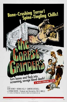 The Corpse Grinders Poster