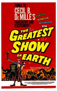 Greatest Show on Earth Poster