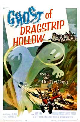 Ghost of Dragstrip Hollow Poster 2