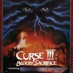 Curse III Blood Sacrifice Poster