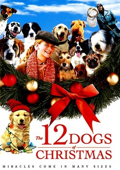 12 Dogs of Christmas Poster