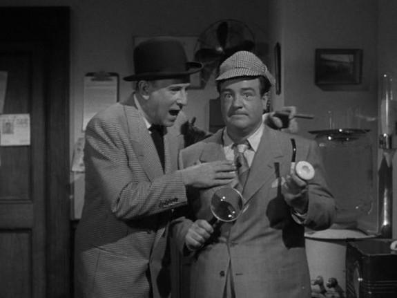 abbott and costello meet the invisible man 1951 ford
