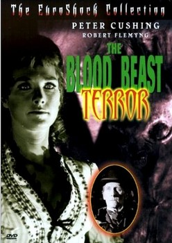 Blood Beast Terror DVD Cover