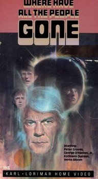 Where Have All the People Gone VHS Cover