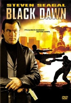 Black Dawn DVD Cover