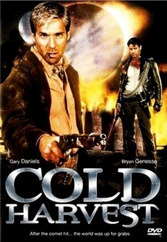 Cold Harvest DVD Cover