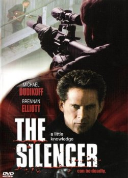 The Silencer DVD Cover
