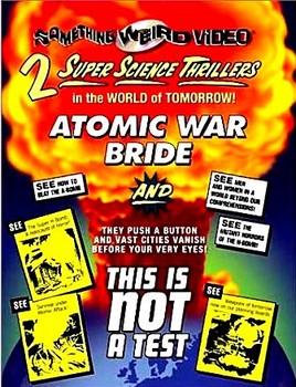 Atomic War Bride DVD Cover