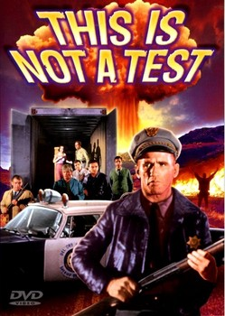 This Is Not a Test DVD Cover