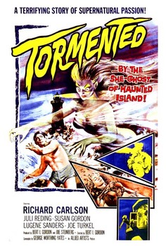 Tormented Poster
