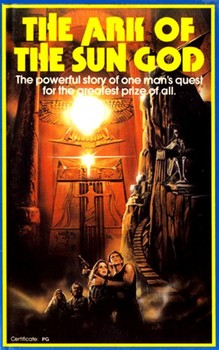 Ark of the Sun God VHS Cover