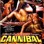Cannibal Ferox DVD Cover