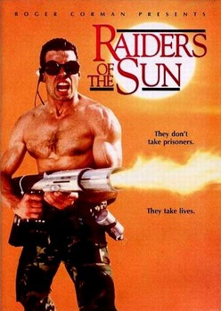 Raiders of the Sun DVD Cover
