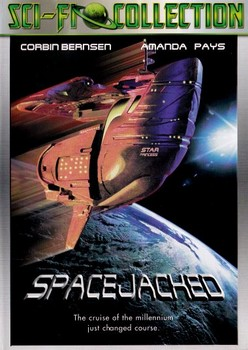 Spacejacked DVD Cover