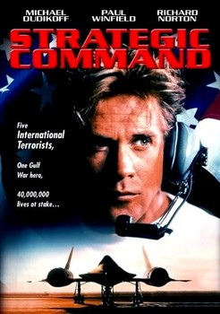 Strategic Command DVD Cover