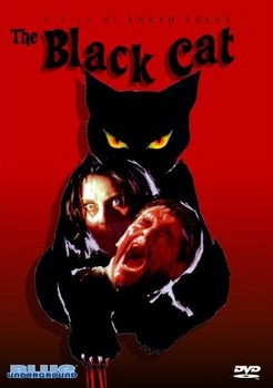 The Black Cat DVD Cover