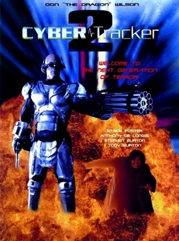 Cyber-Tracker 2 Cover