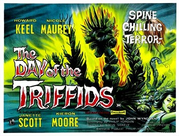 The Day of the Triffids 1962 Poster