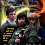 The Day of the Triffids 1981 DVD Cover