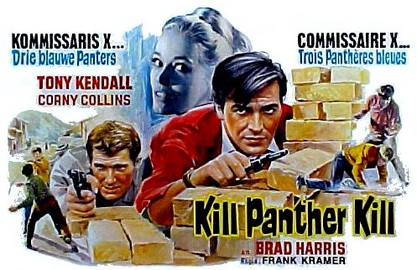 KillPantherKillPoster