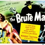 The Brute Man Cover