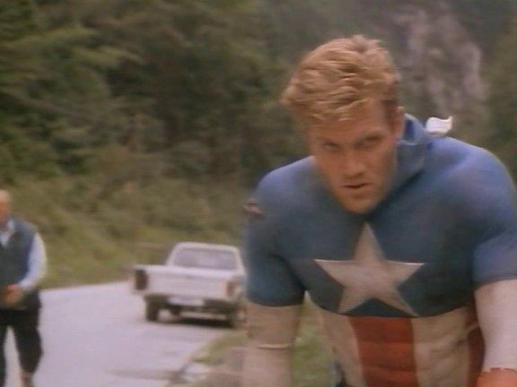 Captain America 1990 2