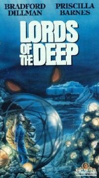 Lords of the Deep VHS Cover