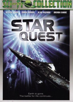 Star Quest DVD Cover