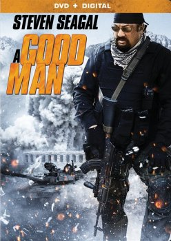 A Good Man DVD Cover