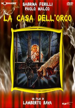 Demons III the Ogre Italian DVD Cover