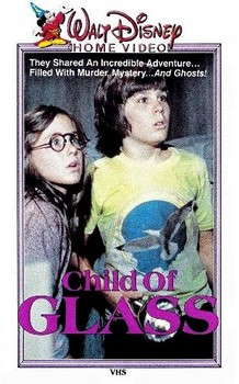 Child of Glass VHS Cover