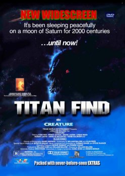 Creature DVD Cover